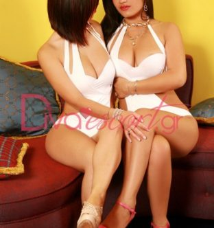 Konstantina and Helen are sexy couples